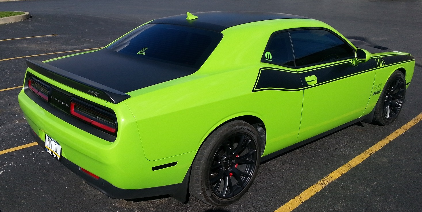 How Much For Wrapped Hood Srt Hellcat Forum