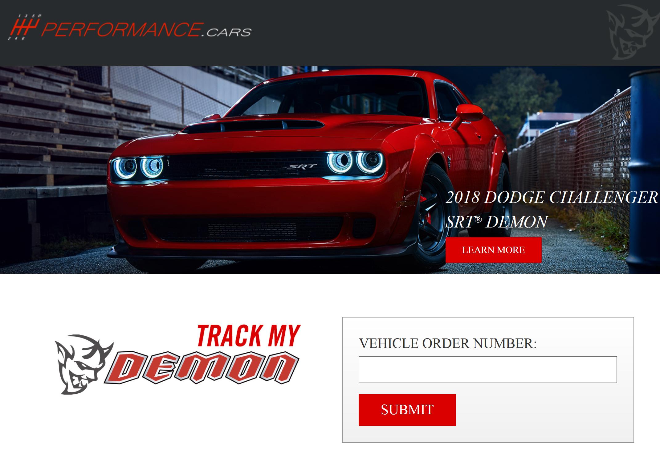 track your demon srt hellcat forum. Black Bedroom Furniture Sets. Home Design Ideas