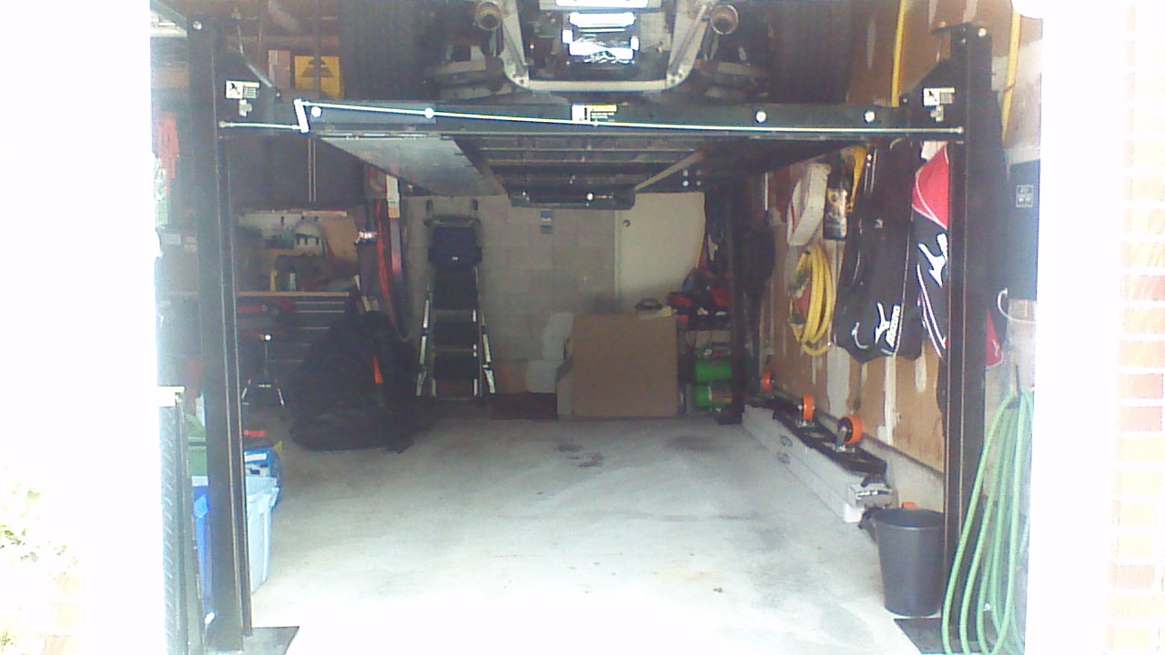 garage lift recommendations srt hellcat forum