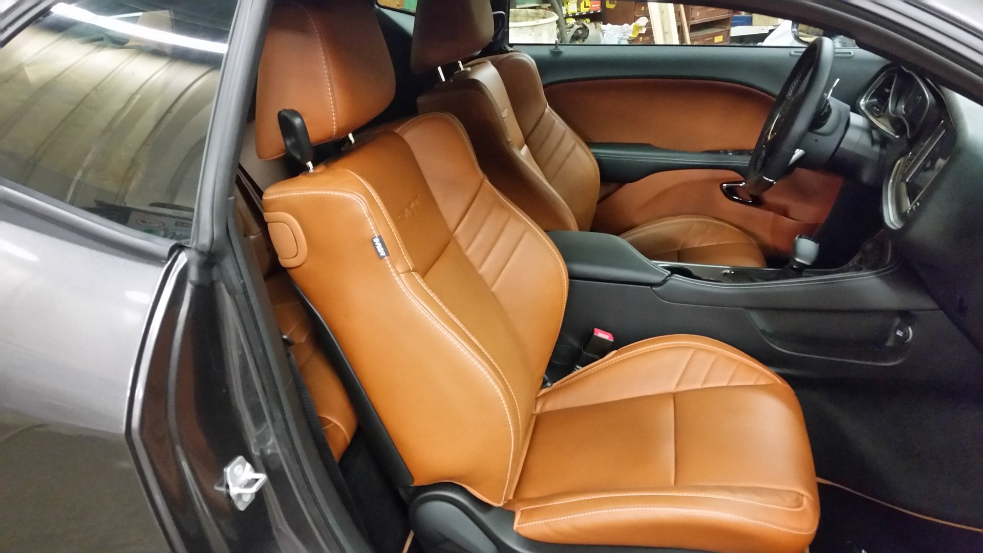 Why Don T More Hellcats Have The Tan Interior Page 3 Srt Hellcat Forum