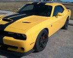 2017 Dodge SRT yellow jacket Hellcat