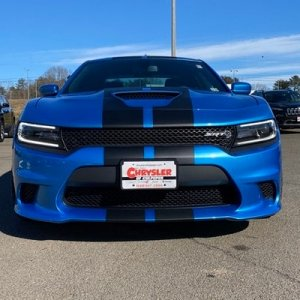 2018 Charger Hellcat